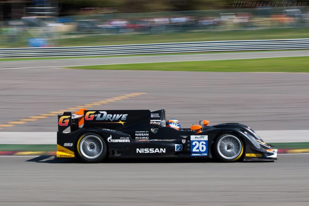 Oreca 03 Nissan    - 2013 WEC 6 Hours of Spa-Francorchamps