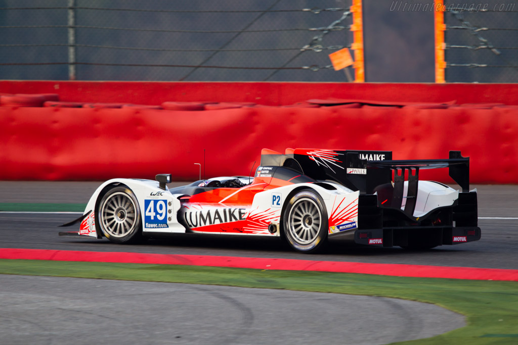 Oreca 03 Nissan    - 2013 WEC 6 Hours of Spa-Francorchamps
