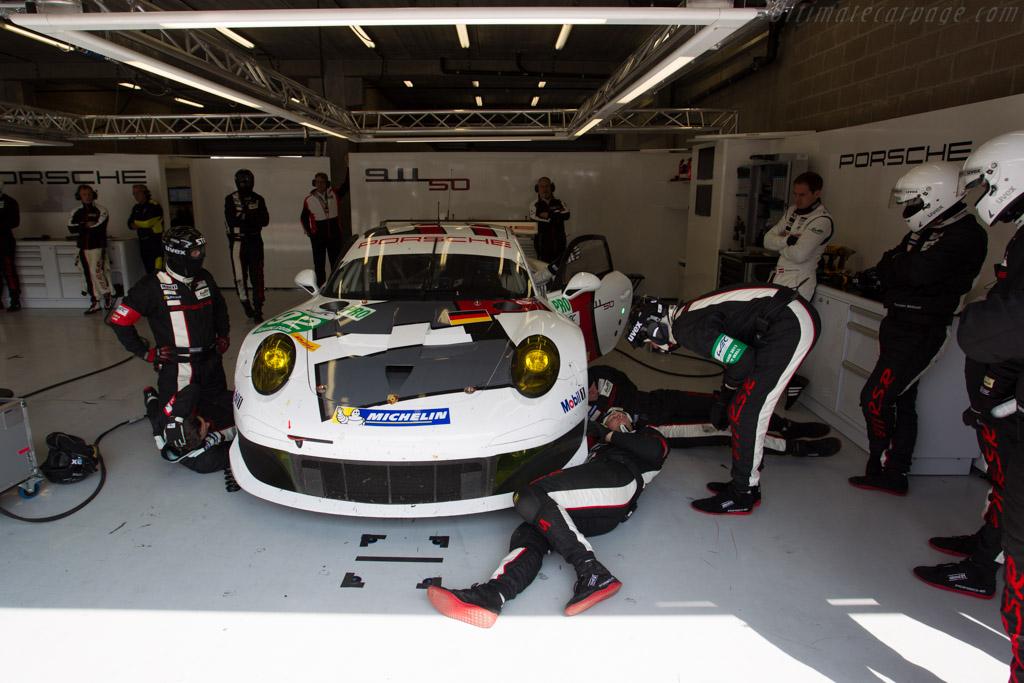 Porsche 911 RSR    - 2013 WEC 6 Hours of Spa-Francorchamps