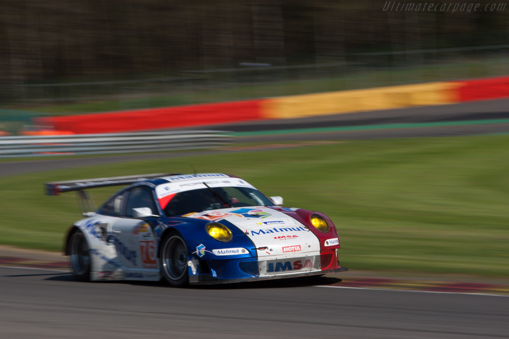 Porsche 997 GT3 RSR    - 2013 WEC 6 Hours of Spa-Francorchamps