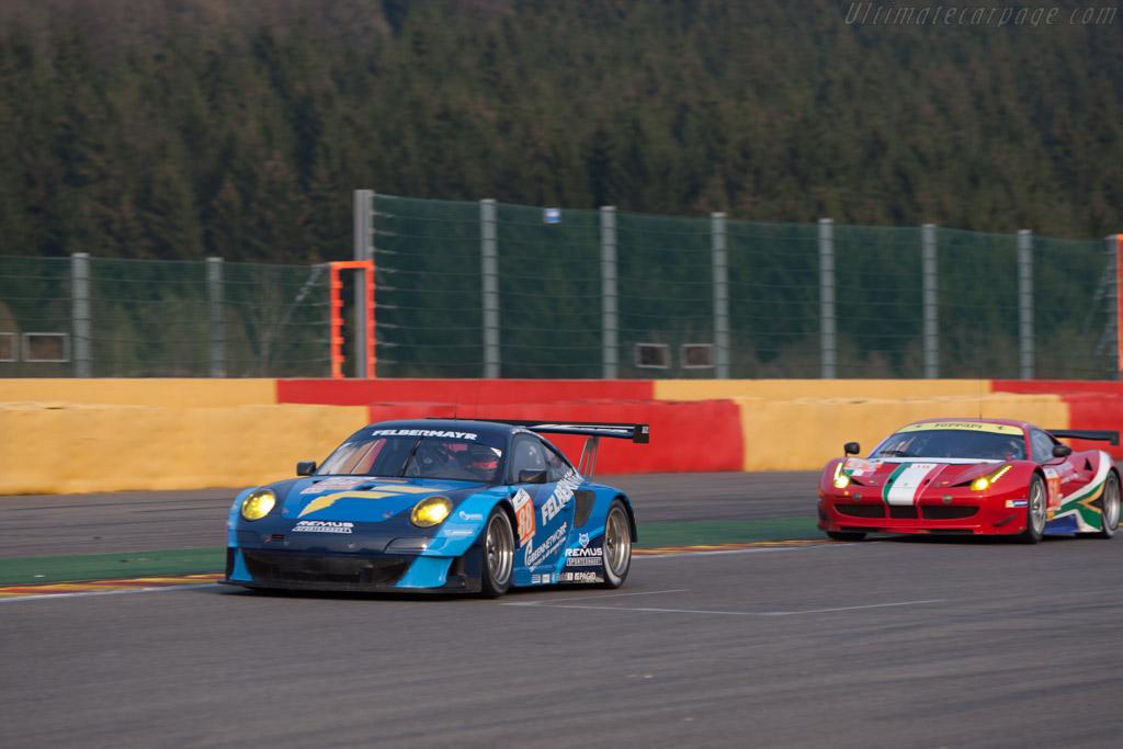 Porsche 997 GT3 RSR    - 2013 WEC 6 Hours of Spa-Francorchamps