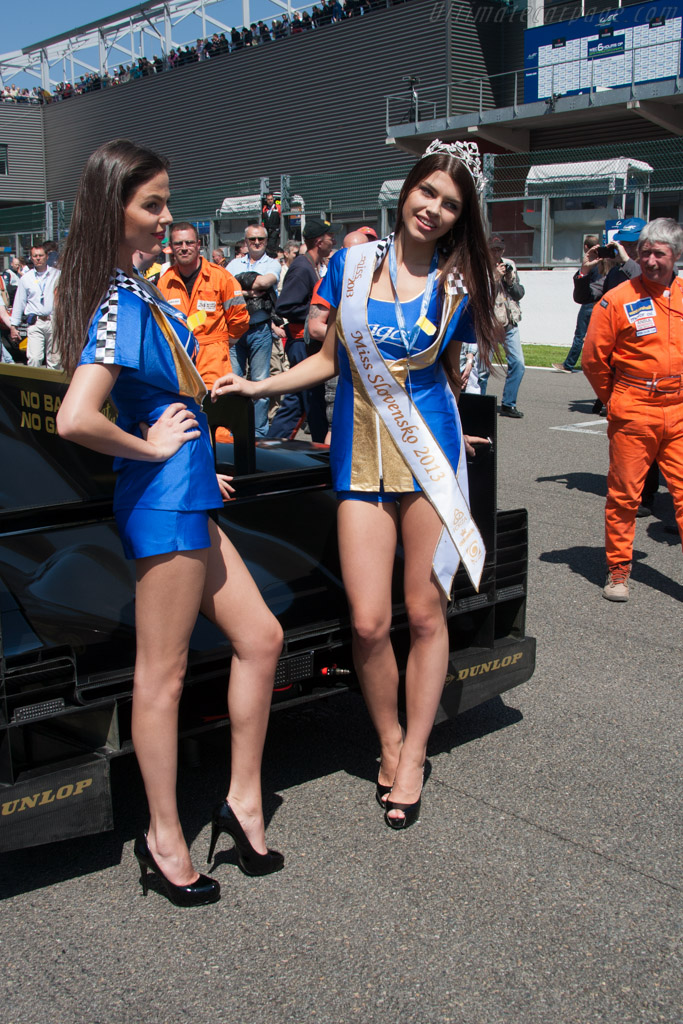 Praga girls    - 2013 WEC 6 Hours of Spa-Francorchamps