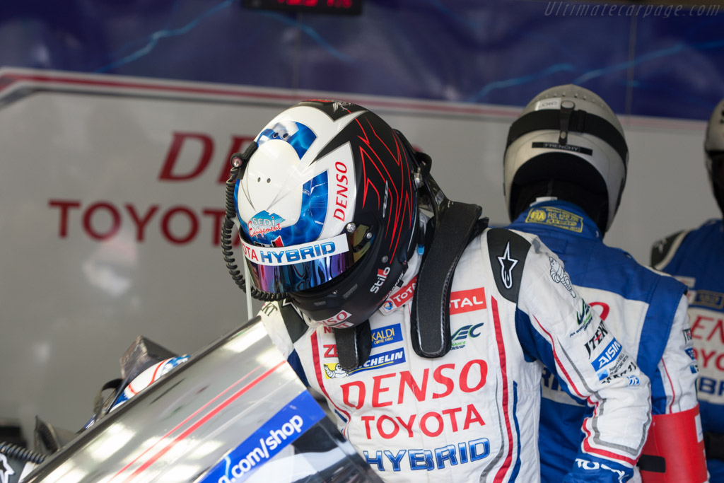 Stephane Sarrazin    - 2013 WEC 6 Hours of Spa-Francorchamps
