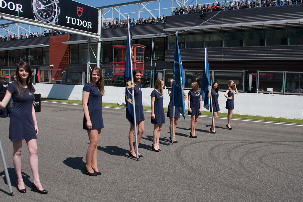 The grid    - 2013 WEC 6 Hours of Spa-Francorchamps