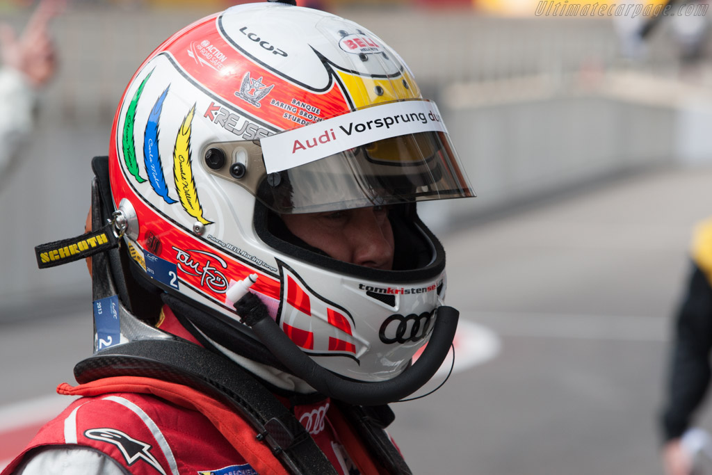 Tom Kristensen    - 2013 WEC 6 Hours of Spa-Francorchamps