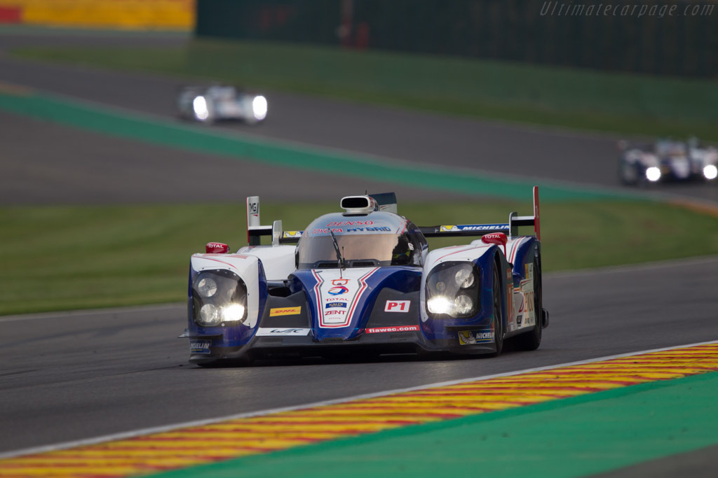 Toyota TS030 Hybrid    - 2013 WEC 6 Hours of Spa-Francorchamps