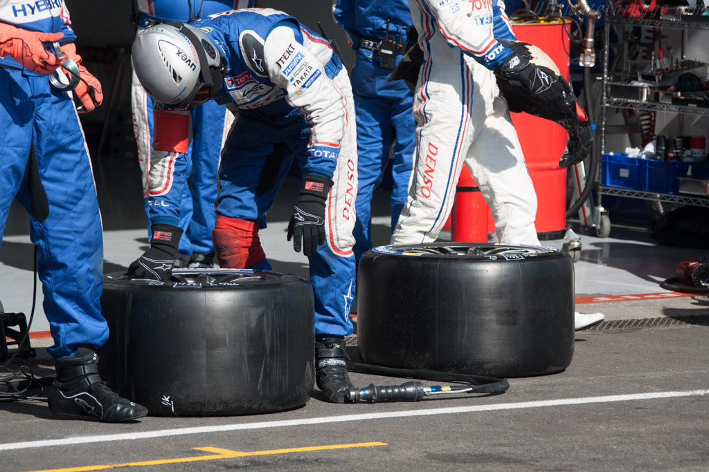 Toyota tyres    - 2013 WEC 6 Hours of Spa-Francorchamps