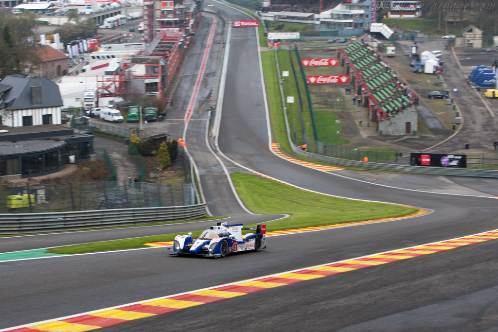 Welcome to Spa-Francorchamps    - 2013 WEC 6 Hours of Spa-Francorchamps