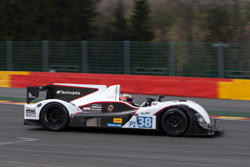 Zytek Z11SN Nissan    - 2013 WEC 6 Hours of Spa-Francorchamps