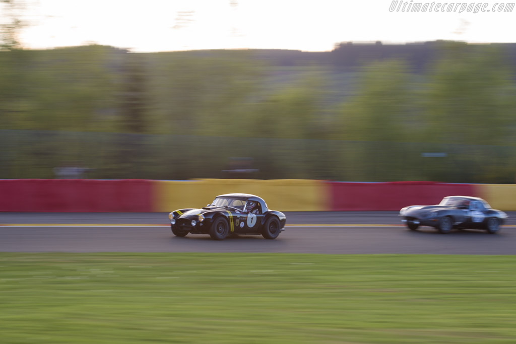 AC Shelby Cobra - Chassis: CSX2506 - Driver: Christophe Van Riet / Christian Dumolin  - 2017 Spa Classic