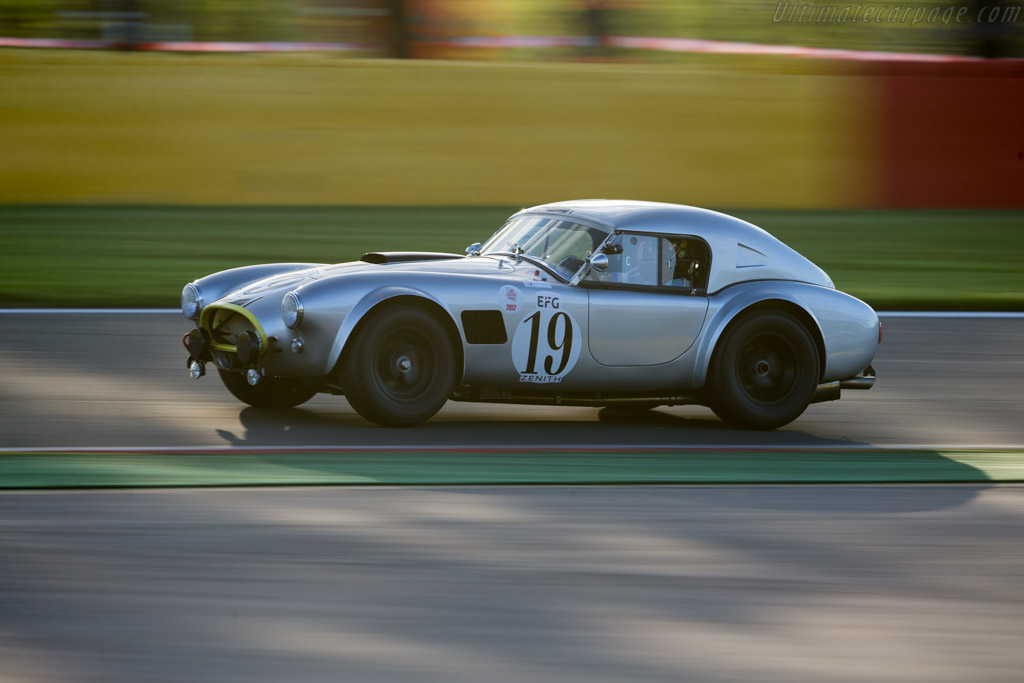 AC Shelby Cobra - Chassis: CSX2112 - Driver: Karsten LeBlanc / Nigel Greensall  - 2017 Spa Classic