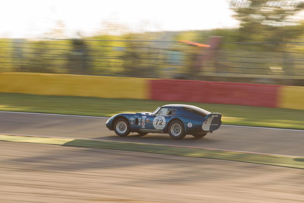 AC Shelby Cobra - Chassis: CSX2166 - Driver: Bernard Thuner / Claude Nahum  - 2017 Spa Classic