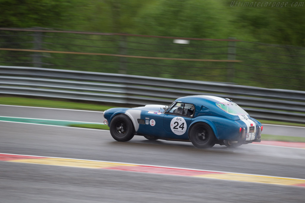 AC Shelby Cobra - Chassis: CSX2485 - Driver: Frederic Jousset  - 2017 Spa Classic