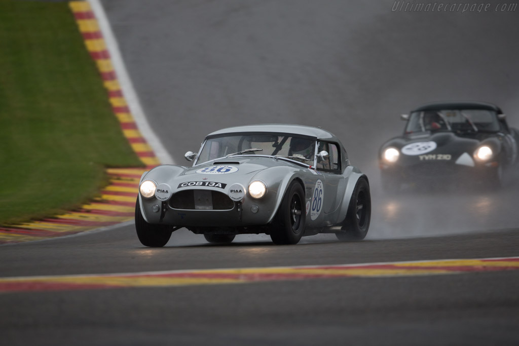 AC Shelby Cobra - Chassis: CSX2157 - Driver: Andrew Beverley  - 2017 Spa Classic