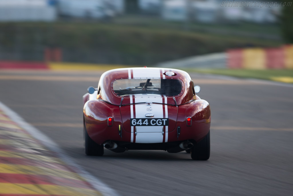 AC Shelby Cobra Le Mans - Chassis: CSX2130 - Driver: Shaun Lynn  - 2017 Spa Classic