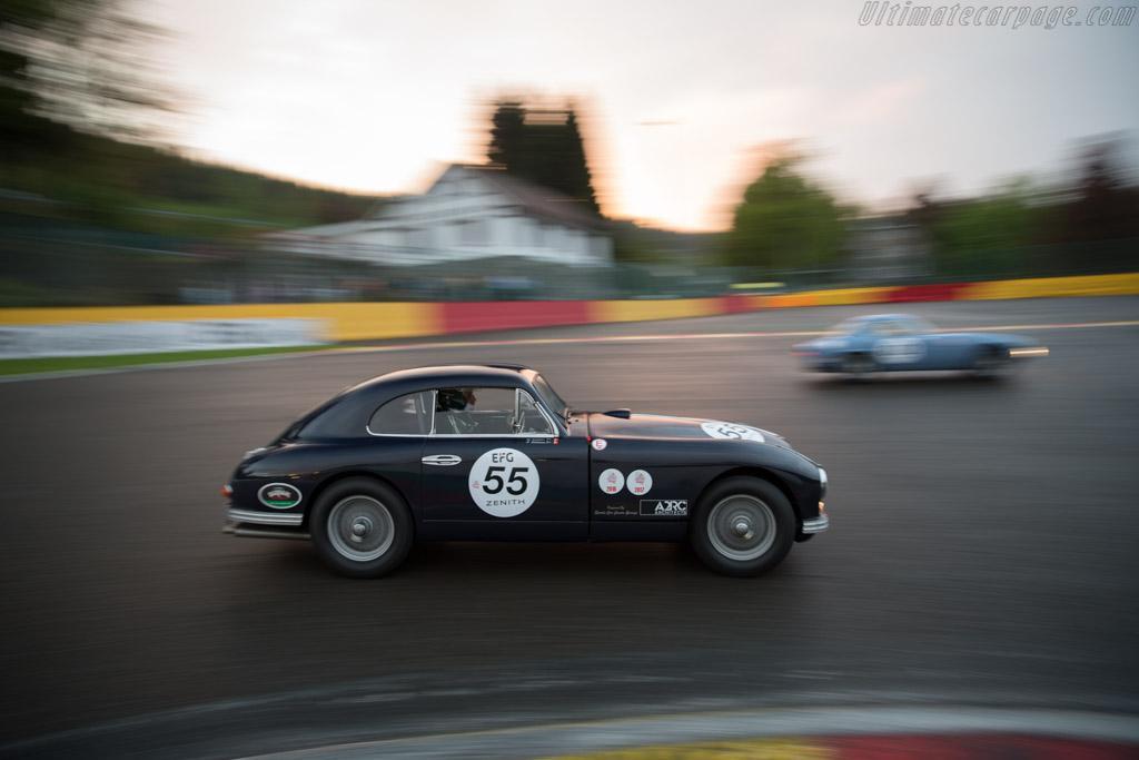 Aston Martin DB2 Vantage - Chassis: LML/50/93 - Driver: Michel Verliefden / Anthony Schrauwen  - 2017 Spa Classic