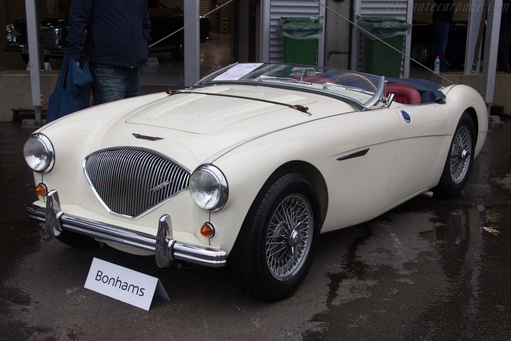 Austin Healey 100M - Chassis: BN2L/232878   - 2017 Spa Classic