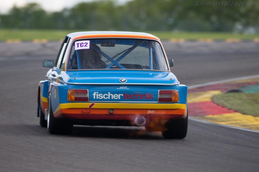 BMW 2002 Gr V  - Driver: Christian Traber  - 2017 Spa Classic