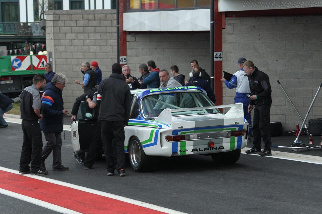 BMW 3.0 CSL - Chassis: 2331066 - Driver: Daniel Mursall / Peter Mursall  - 2017 Spa Classic