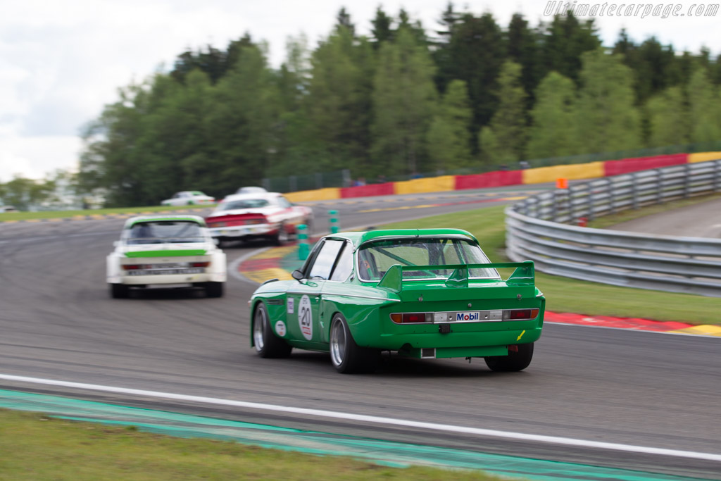 BMW 3.0 CSL - Chassis: 2240112 - Driver: Christian Dumolin  - 2017 Spa Classic