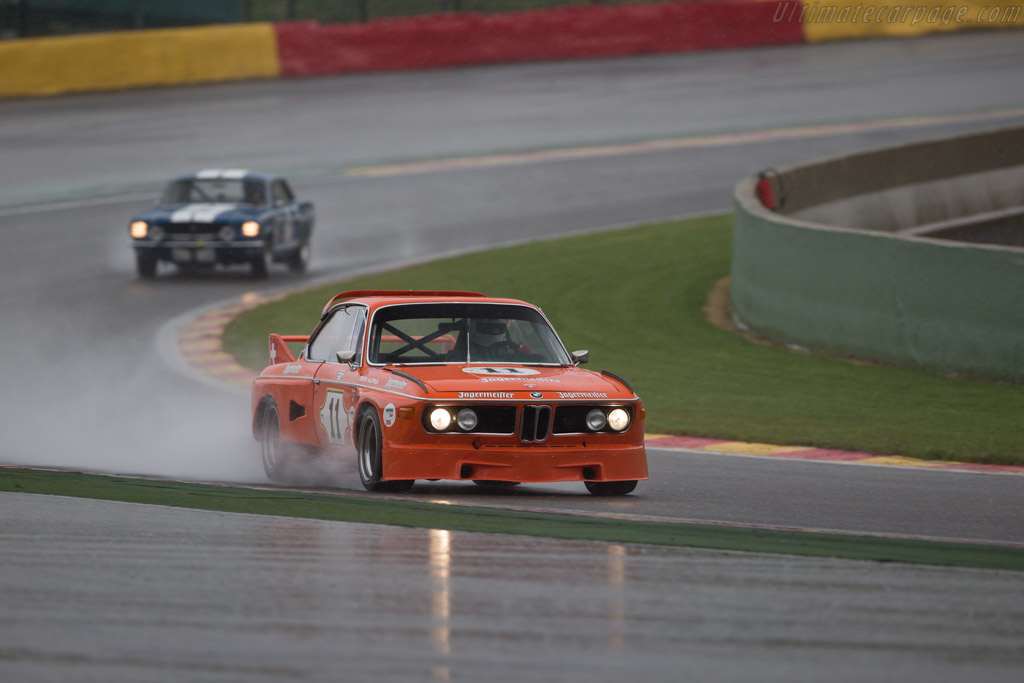 BMW 3.0 CSL - Chassis: 2285390 - Driver: Charles Firmenich  - 2017 Spa Classic