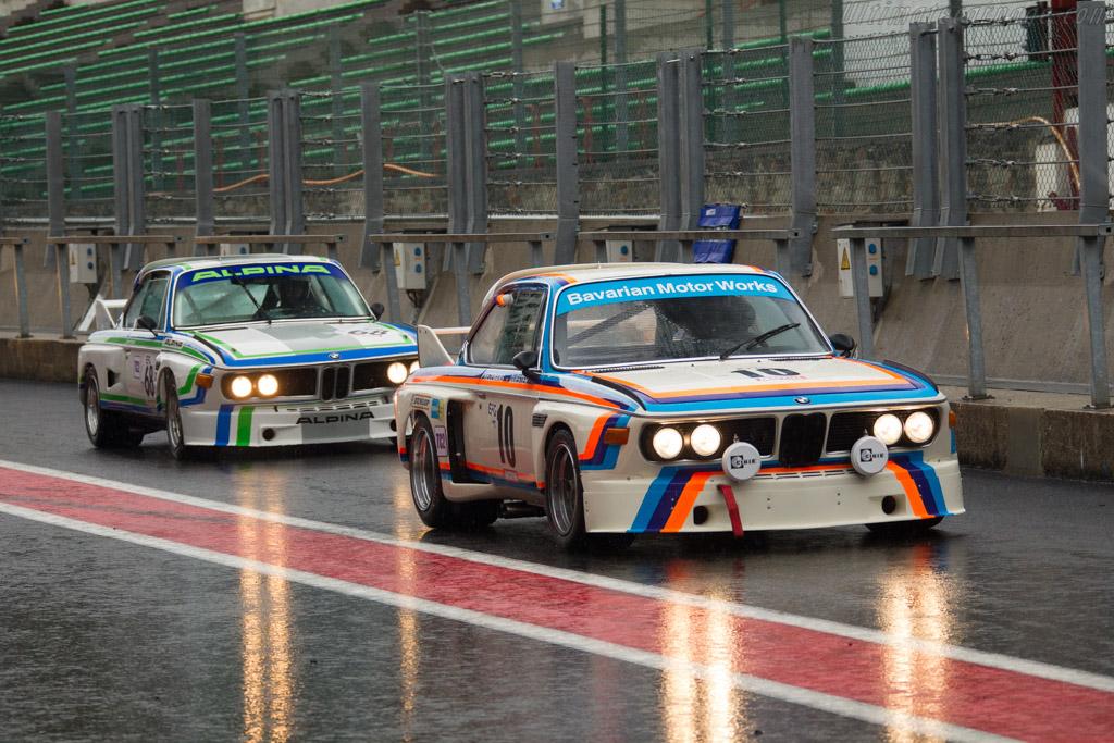BMW 3.0 CSL - Chassis: 2275998 - Driver: Adrian Brady  - 2017 Spa Classic
