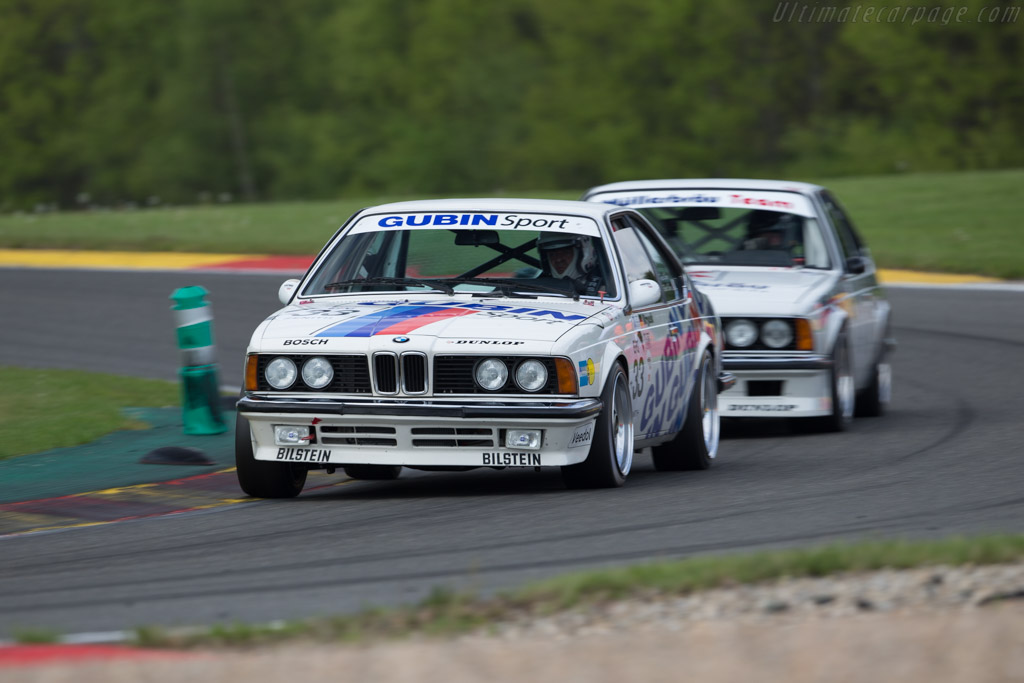 BMW 635 CSI - Chassis: E24 RA1-31 - Driver: Robert Boos / Pascal Goury  - 2017 Spa Classic