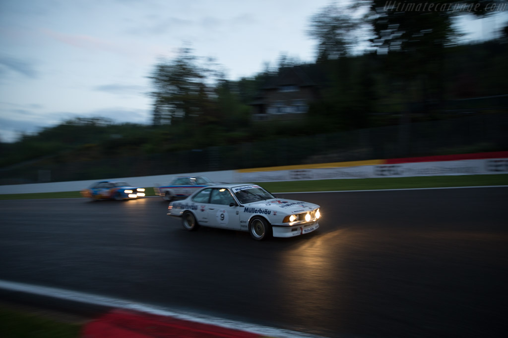 BMW 635 CSI - Chassis: E24 RA2-49 - Driver: Maxime Guenat  - 2017 Spa Classic