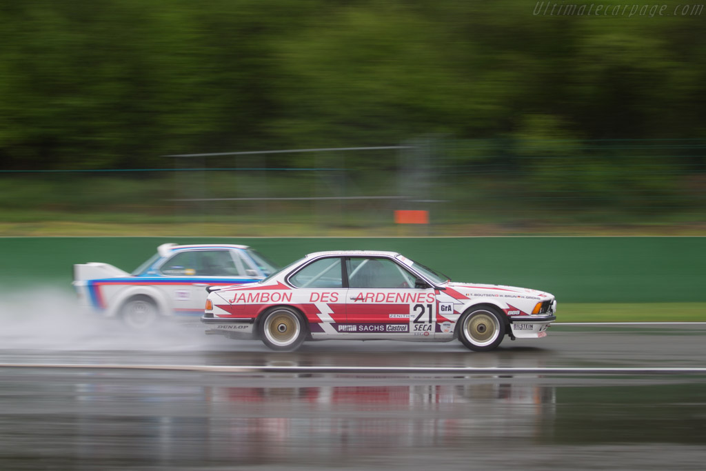 BMW 635 CSI - Chassis: E24 RA1-12 - Driver: Armand Adriaans  - 2017 Spa Classic
