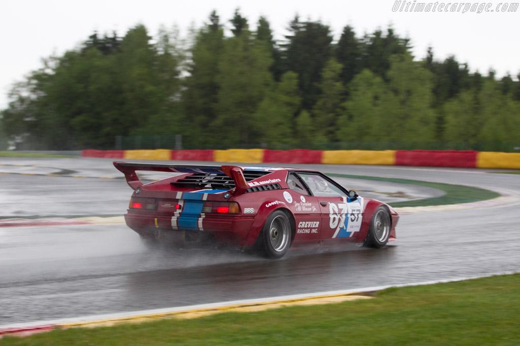 BMW M1 - Chassis: 4301195 - Driver: Alexander Rittweger / Sam Hancock  - 2017 Spa Classic