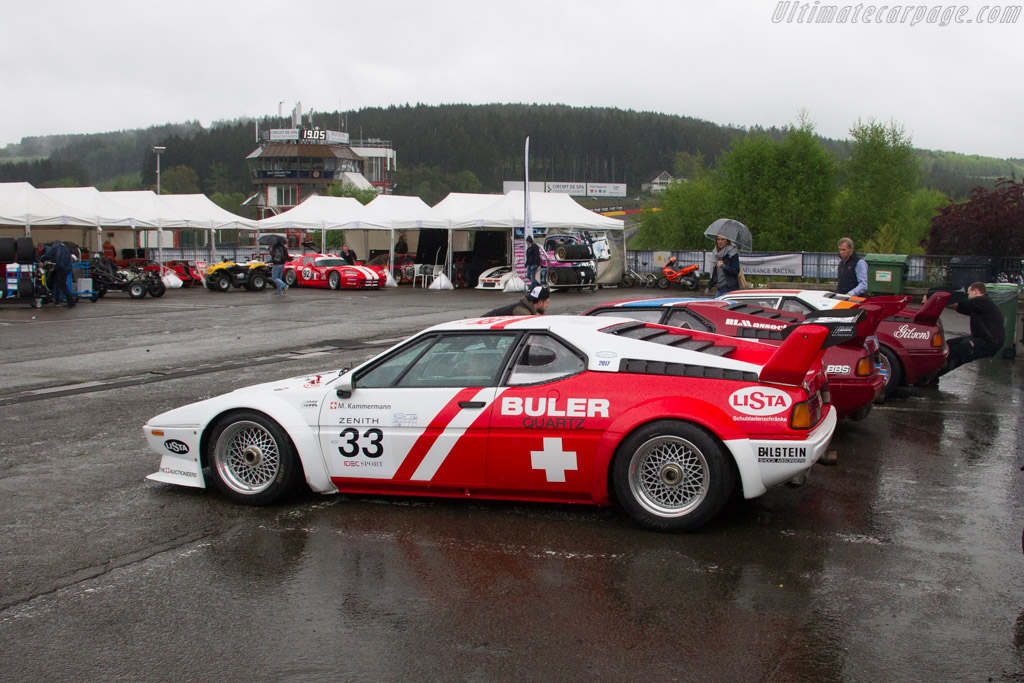 BMW M1 Group 4    - 2017 Spa Classic