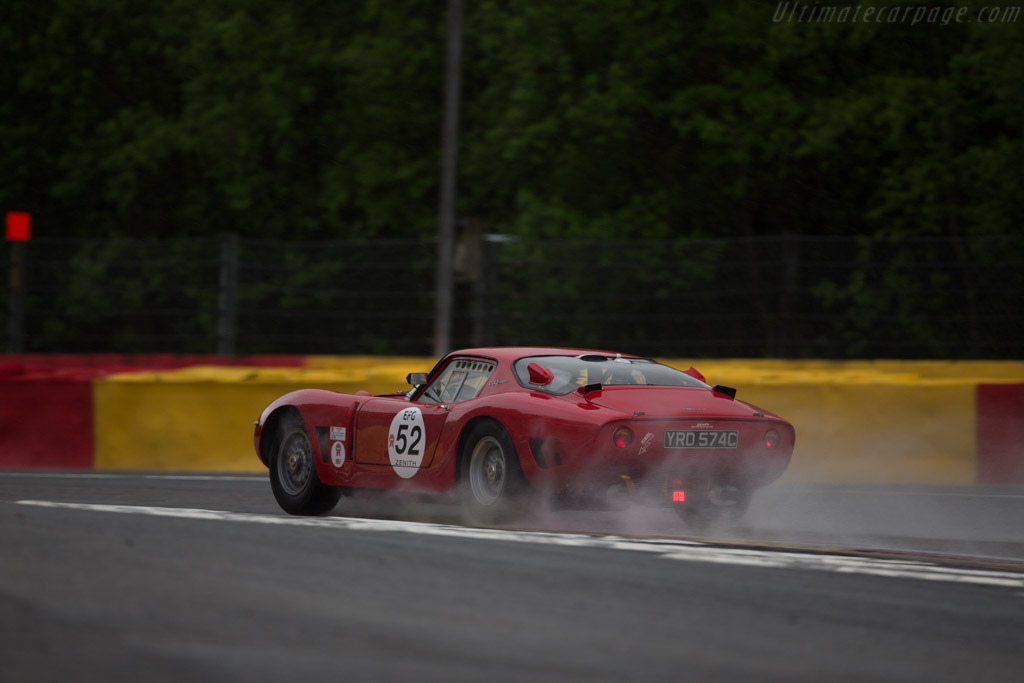 Bizzarrini 5300 GT - Chassis: BA4 0102 - Driver: Peter Muelder / Christian Traber  - 2017 Spa Classic