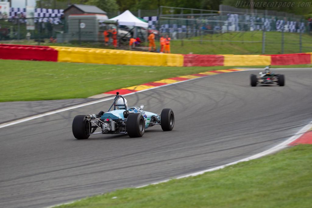 Brabham BT21C - Chassis: F2-21-66 - Driver: Wayne Wilson  - 2017 Spa Classic