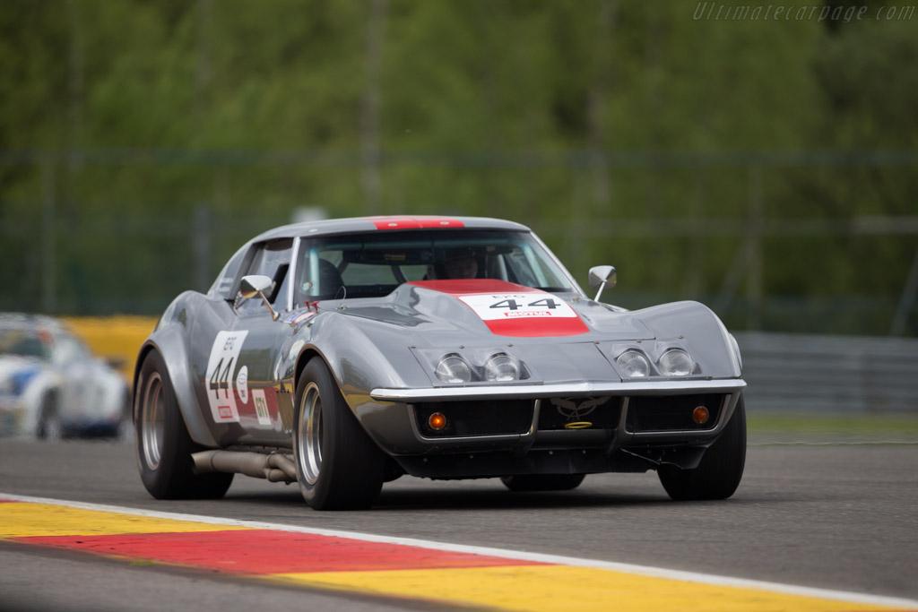 Chevrolet Corvette  - Driver: Patrick Guillaume-Schmitt / Pascal Rajon  - 2017 Spa Classic