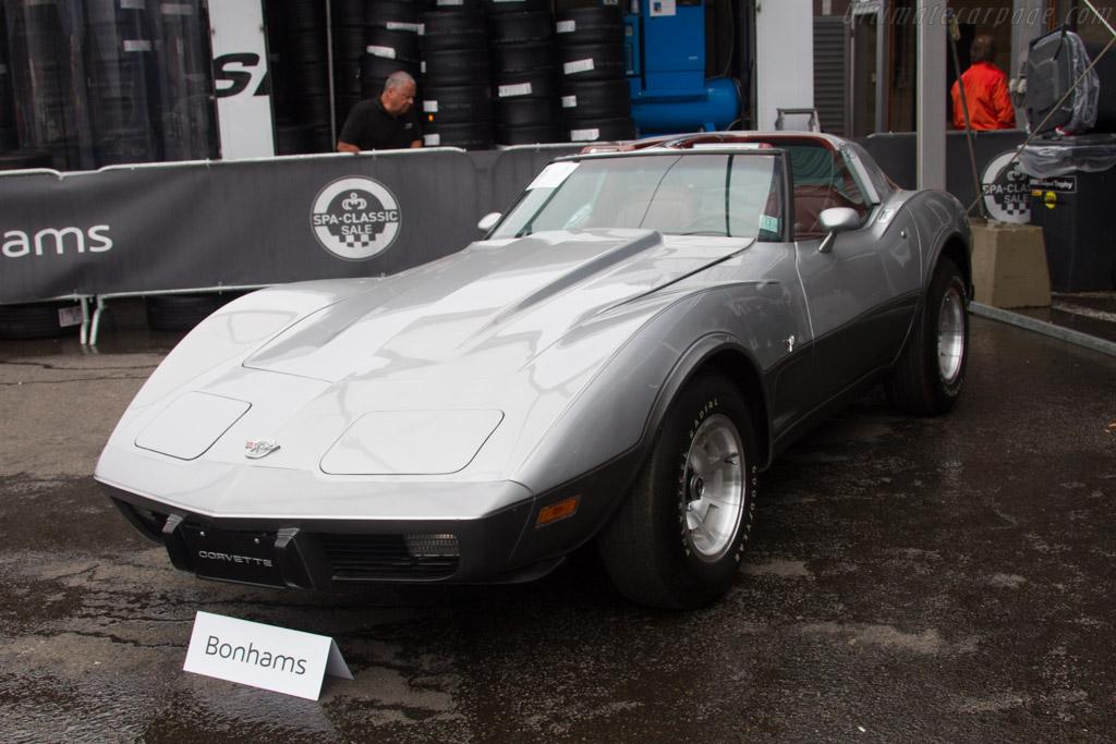 Chevrolet Corvette 25th Anniversary - Chassis: 1Z87K85439566   - 2017 Spa Classic