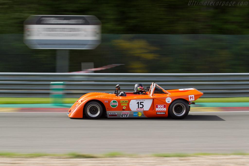 Chevron B19 - Chassis: B19-71-4 - Driver: John Emberson / Bill Wykeham  - 2017 Spa Classic
