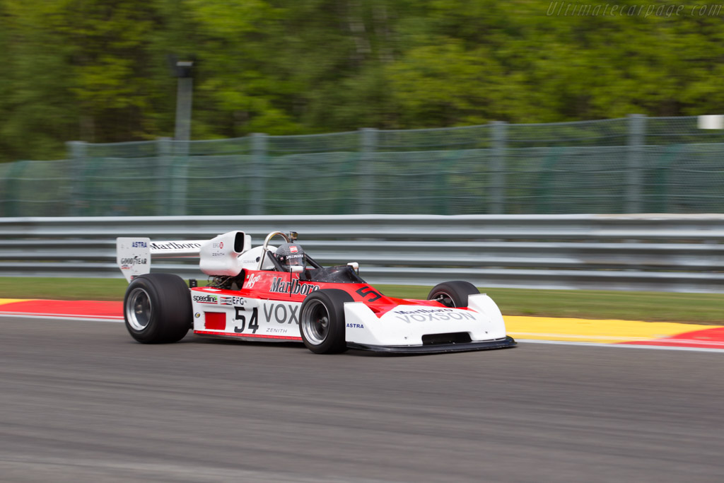 Chevron B42 - Chassis: B42-78-14 - Driver: Richard Meaden  - 2017 Spa Classic