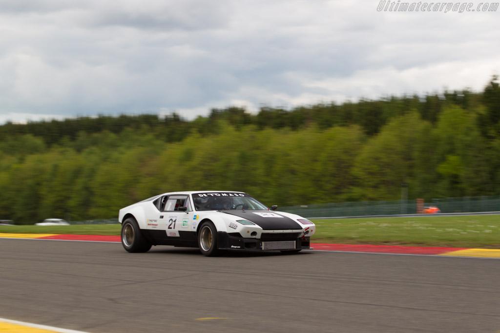 DeTomaso Pantera Group IV - Chassis: 01679 - Driver: Detlef von der Lieck / Ralf Kelleners  - 2017 Spa Classic