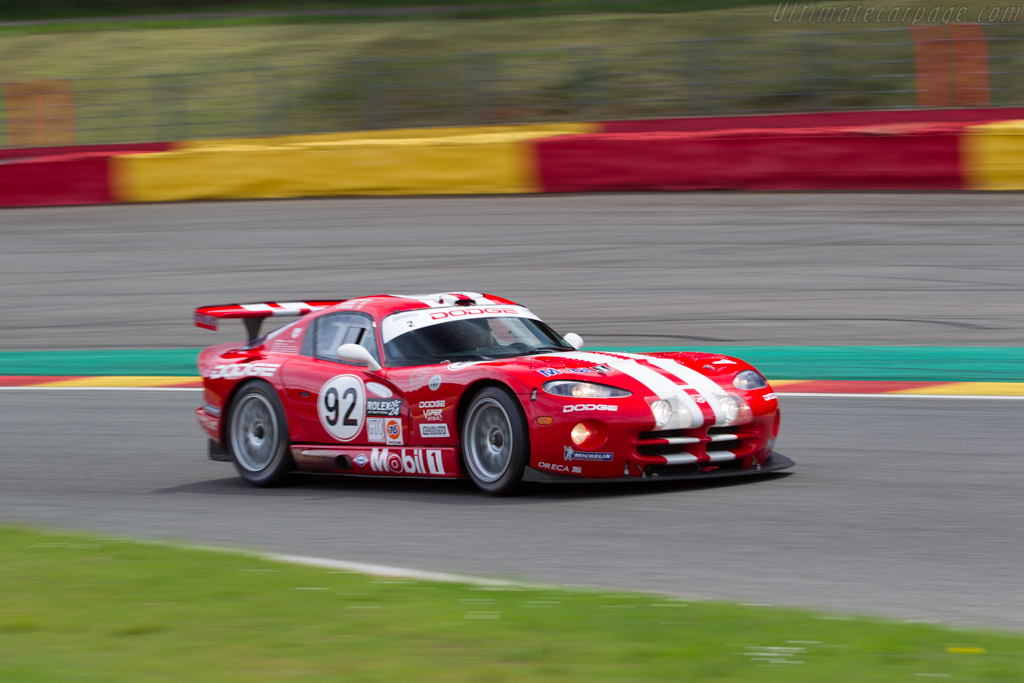 Dodge Viper GTSR - Chassis: C27 - Driver: Florent Moulin  - 2017 Spa Classic