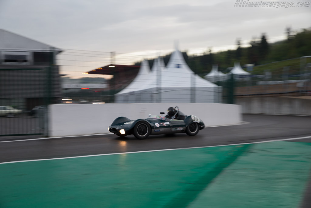 Elva Mk5 - Chassis: 100/94 - Driver: Tom Zurstrassen / Guy Peeters  - 2017 Spa Classic