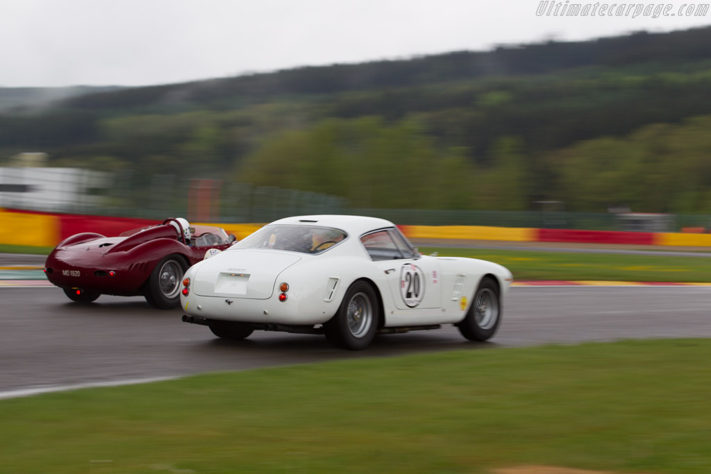 Ferrari 250 GT SWB - Chassis: 3401GT - Driver: Christian Dumolin - 2017 Spa Classic