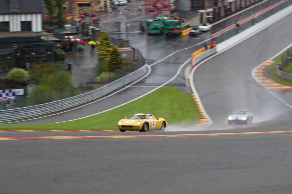 Ferrari 250 LM  - Driver: Carlos Monteverde  - 2017 Spa Classic