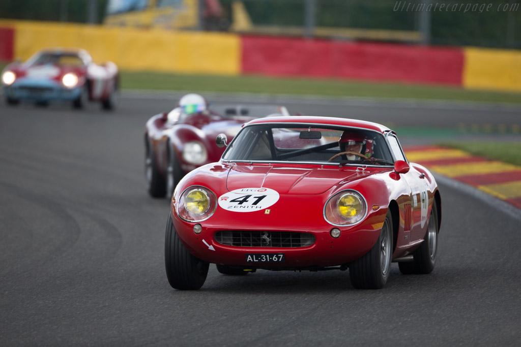 Ferrari 275 GTB/4 - Chassis: 09247 - Driver: Jan Gijzen  - 2017 Spa Classic