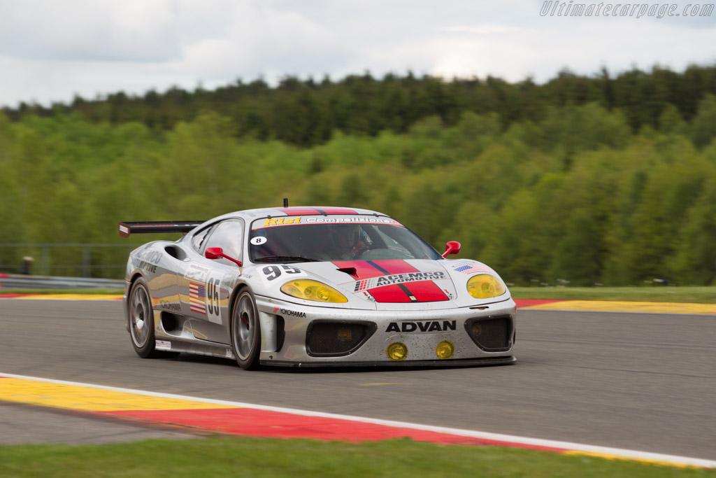 Ferrari 360 Modena - Chassis: 2014 - Driver: Heinz Swoboda  - 2017 Spa Classic