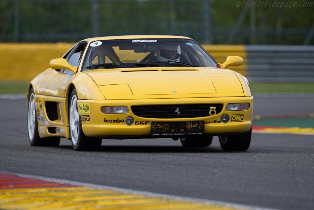 Ferrari F355 Challenge - Chassis: 101736 - Driver: Jan Lühn  - 2017 Spa Classic