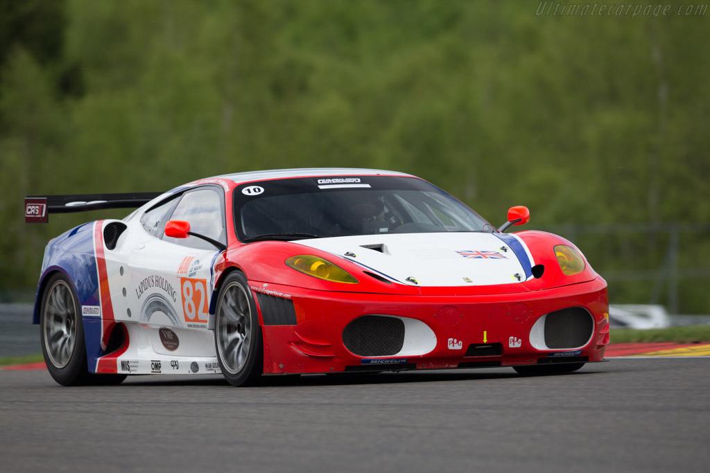 Ferrari F430 GTC - Chassis: 2618 - Driver: Mike Humphreys  - 2017 Spa Classic