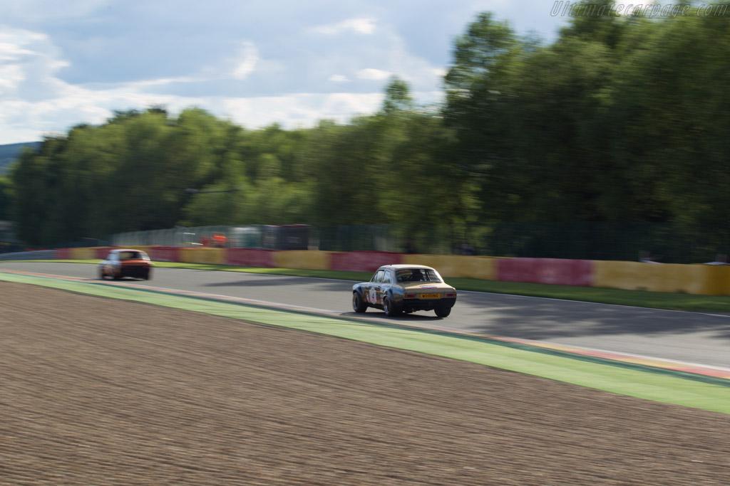Ford Escort RS 1600 - Chassis: 3904 - Driver: Raphaël de Borman / Thierry de Latre du Bosqueau  - 2017 Spa Classic