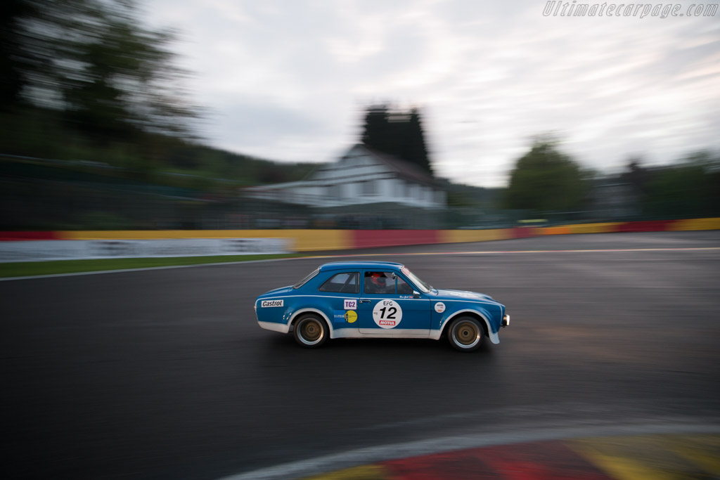 Ford Escort RS 1600 - Chassis: 1CBA657266 - Driver: Ben Gill  - 2017 Spa Classic
