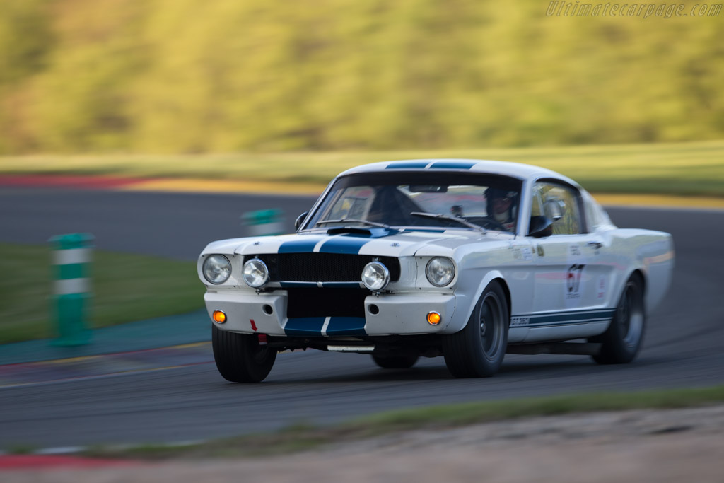 Ford Shelby Mustang GT350 - Chassis: SFM6S508 - Driver: Thomas Studer  - 2017 Spa Classic