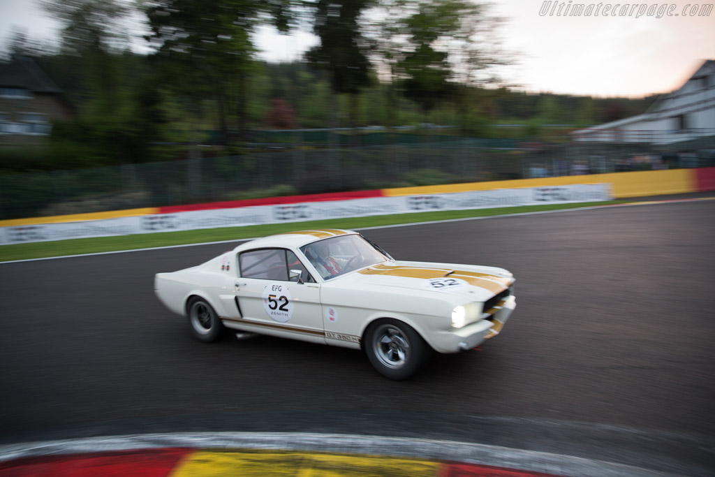 Ford Shelby Mustang GT350 H - Chassis: SFM6S052 - Driver: Hipolito Pires / Tiago Raposo Magalhaes  - 2017 Spa Classic